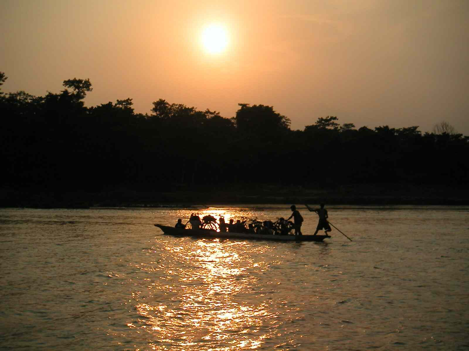 Sauraha, guesthouses en resorts